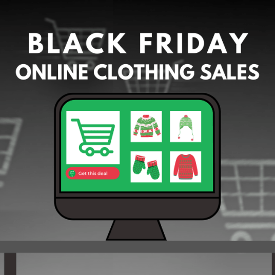60+ great online Black Friday clothing sales happening right now