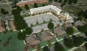 South Dakota State University Southeast Residence Hall Expansion Site Concrete