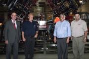 Salford Manufacturing Osceola Iowa USA