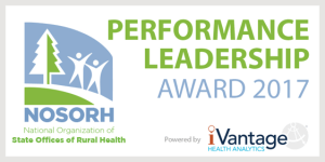 Clarke County Hospital Leadership Award