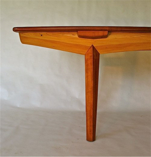Close Up of Dining Table