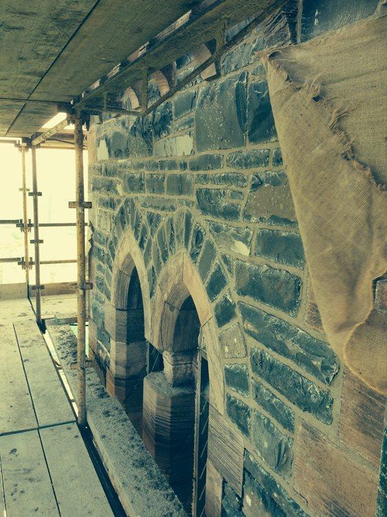 Completed restoration, St Joseph's Church, Ballycranbeg