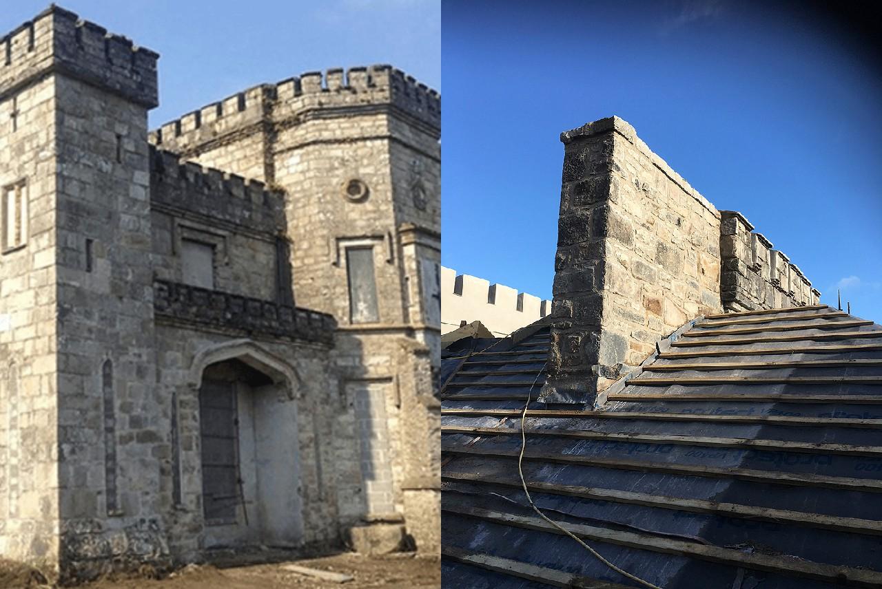 Killeavy Castle Restoration