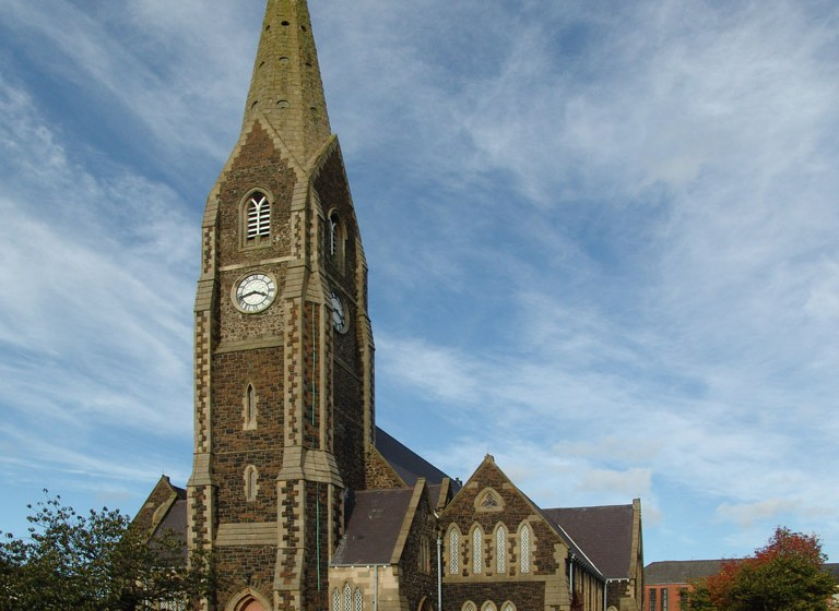 Shankill Parish Church Lurgan Restoration
