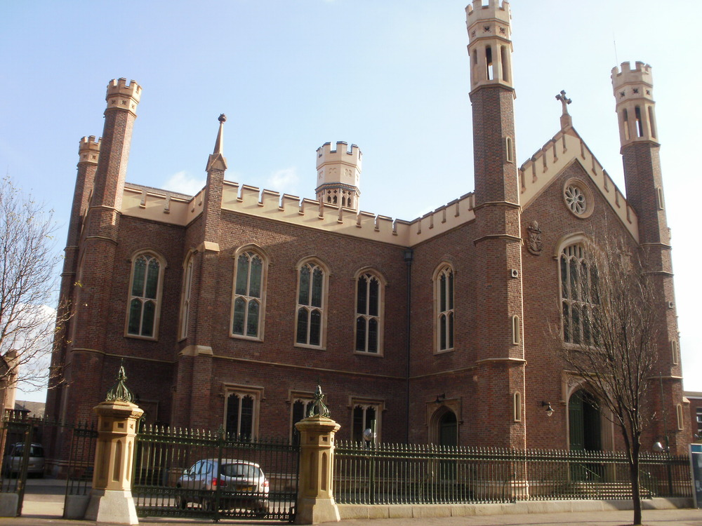 St Malachy's Belfast Restoration