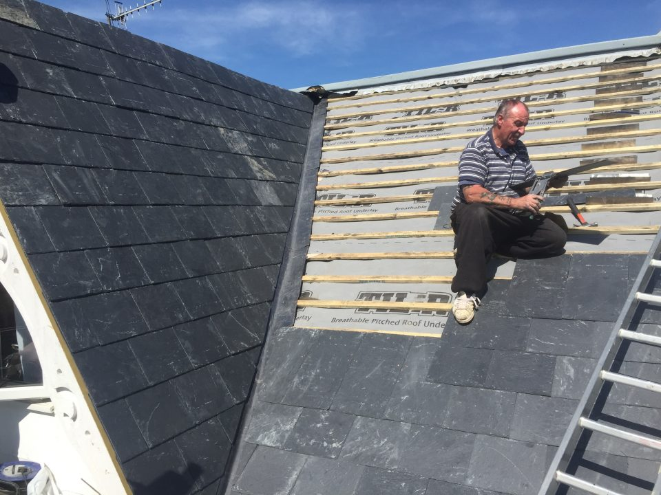 hove replacement roof and velux