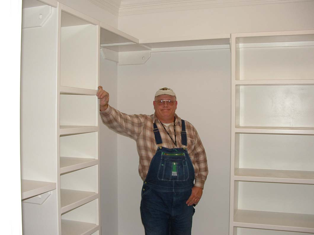 Custom Shelf Building Amp Installation Columbia Amp Lexington