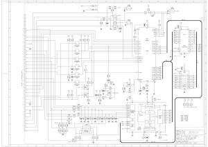 DME Wiring Diagram  Normally Aspirated 944