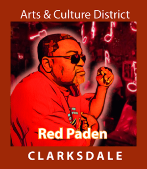 Reds Lounge owner and Clarksdale treasure, Red Paden.