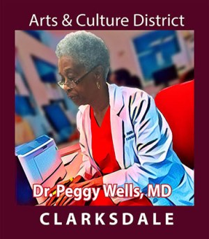 Clarksdale peditrician, Dr. Peggy Wells, MD