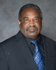 Clarksdale City Commissioner, Ed Seals.