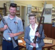 Hyde-Smith is exactly who the Daughters of the Confederacy wanted her to be. (photo Hyde-Smith Facebook page)