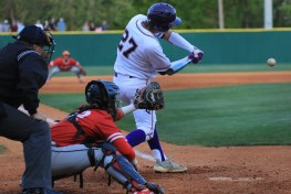 Clarksville High baseball hosted Rossview in the regular-season series finale on April 22, 2021. (Michael Rios)
