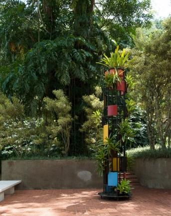 Burle Marx Escultura Viva, 1983 (http://www.mraggett.co.uk/)