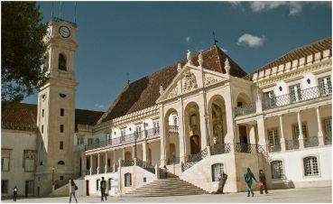 (FOTO 04) Universidade de Coimbra.
