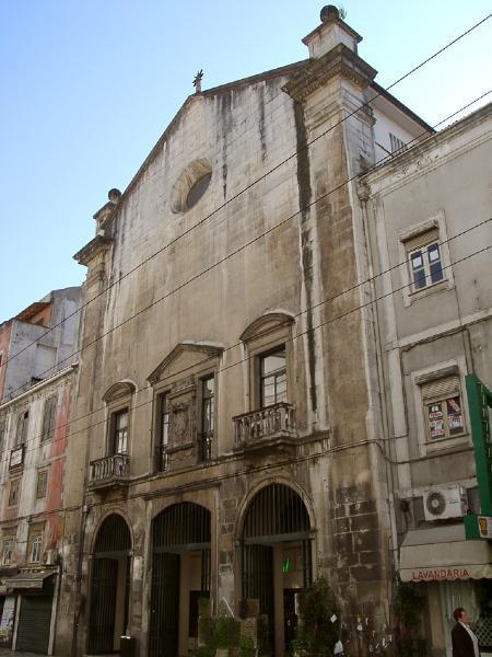 (FOTO 18) Convento de São Domingos.