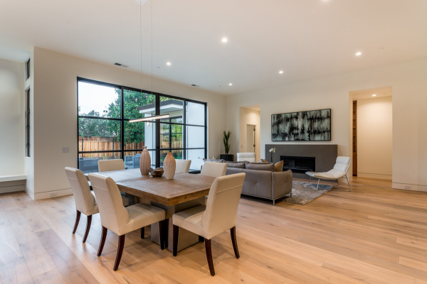 Add Harmony To Your Modern Home With An Open Floor Plan