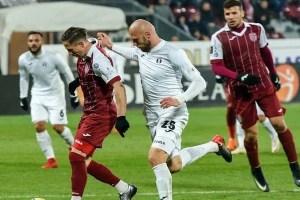 Liga 1, etapa 26: Juventus Bucuresti – CFR Cluj 0 – 2