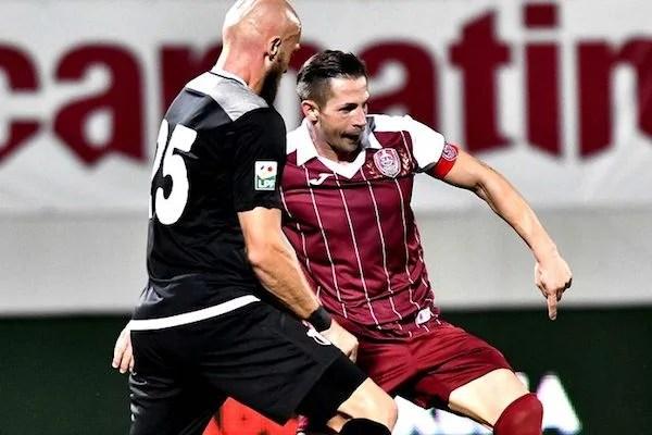 Liga 1, etapa 25: CFR Cluj – Astra Giurgiu 2 – 0