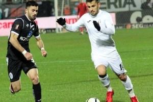 Cupa României, sferturi de finală: Gaz Metan Mediaș – Astra Giurgiu 1-0