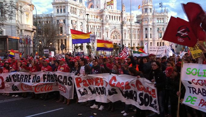 Image result for Panrico y Coca-Cola, la lucha es una sola
