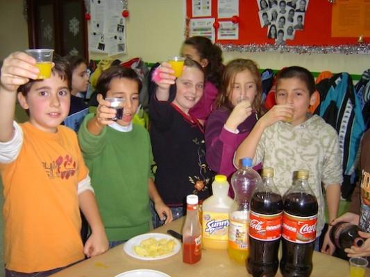 Fotografías Fiesta de Navidad 2007