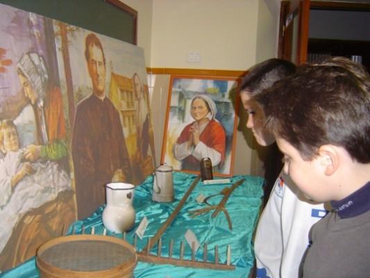Fotos del Museo Don Bosco