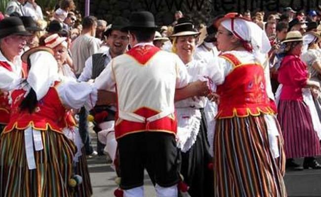 Bailes de España