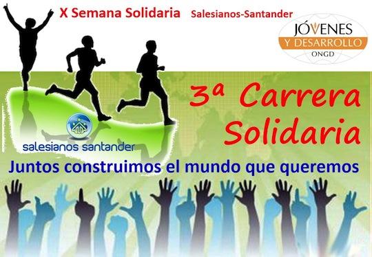 """Mañana la """"Carrera Solidaria"""""""