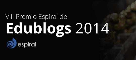 Somos finalistas de los Edublogs 2014