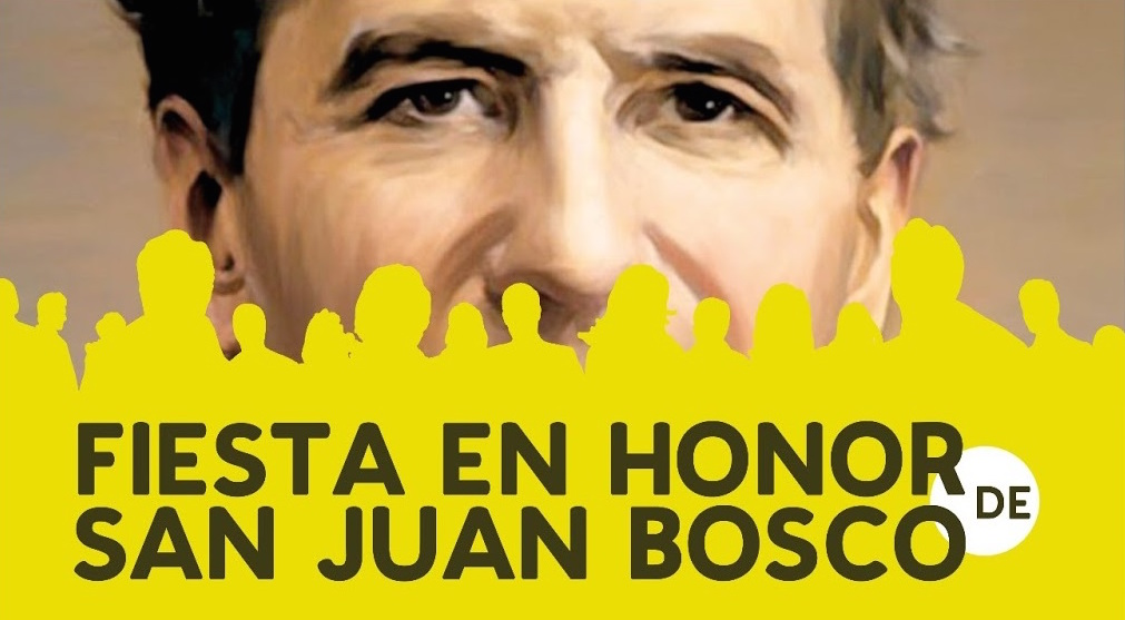 """Don Bosco tu estarás"""
