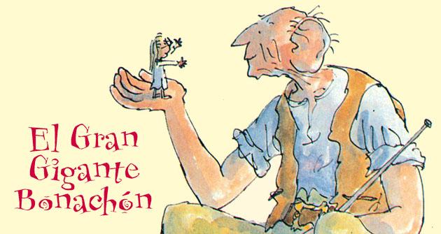 """Comenzamos la lectura del libro """"El gran gigante bonachón"""""""