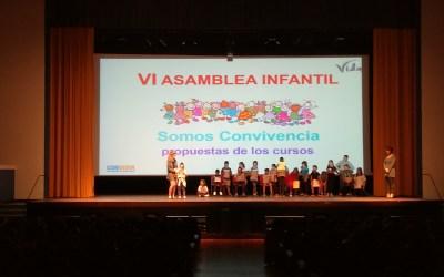 """VI Asamblea Infantil """"Somos convivencia"""""""