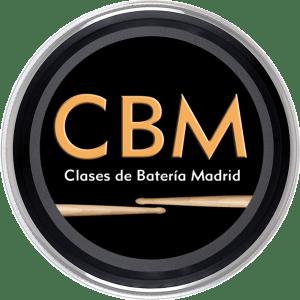logo clases de bateria madrid cbm