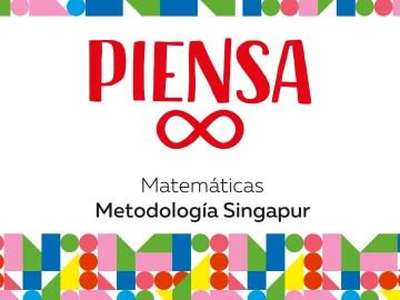 matemáticas metodología Singapur