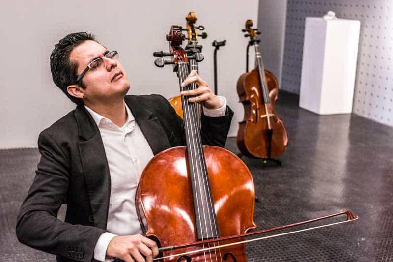 grande aprender violín 3 Christian Silva