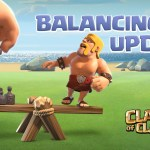 Clash of Clans June 2017 Balancing Update – Detailed info