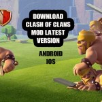 Clash of Clans v 9.105.4 Mod Apk/Ipa (Android & iOS)