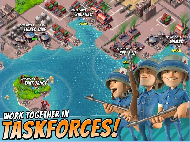 Download Boom Beach v 31.146 Apk (Android & iOS)