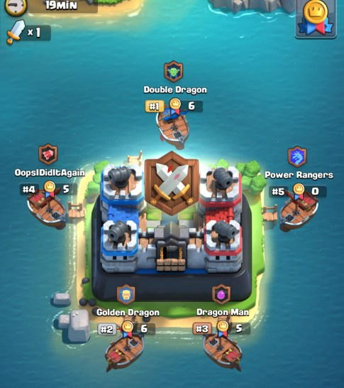 Download Clash Royale v 2.2.1 Apk Right Now One Click