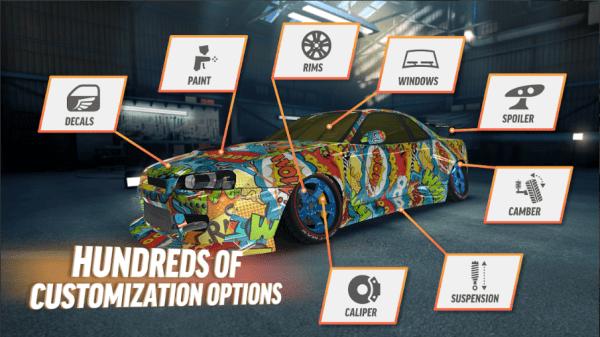 Drift Max Pro - Car Drifting Game Mod Apk