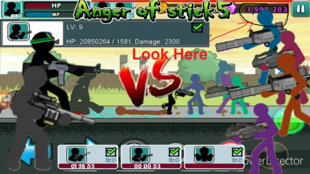 anger of stick 5 mod apk unlimited money download