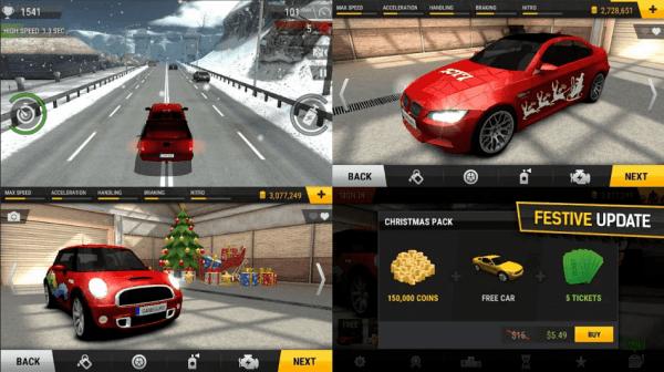 Download Racing Fever Mod Apk