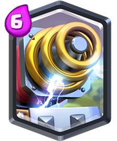 Carta Chispitas Clash Royale