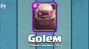 Clash Royale Golem
