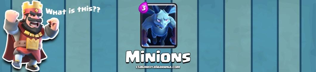 Minions Clash Royale