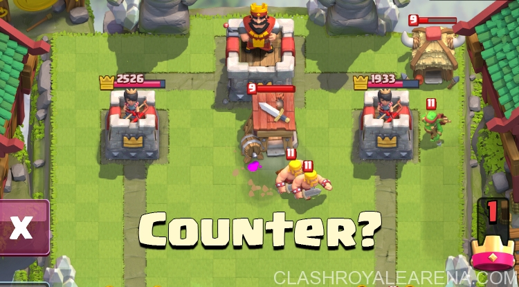 How to counter Hut Decks