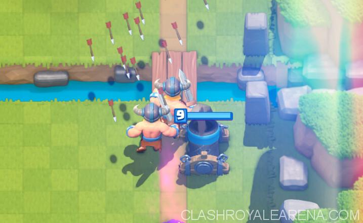 Elite Barbarians Mortar