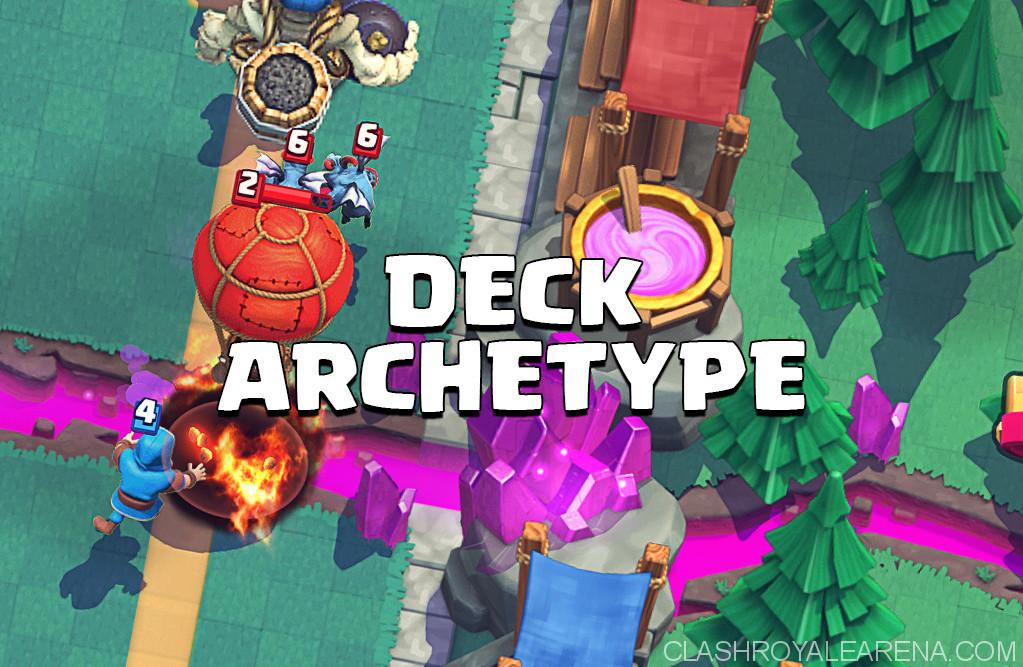 Clash Royale Deck Archetype