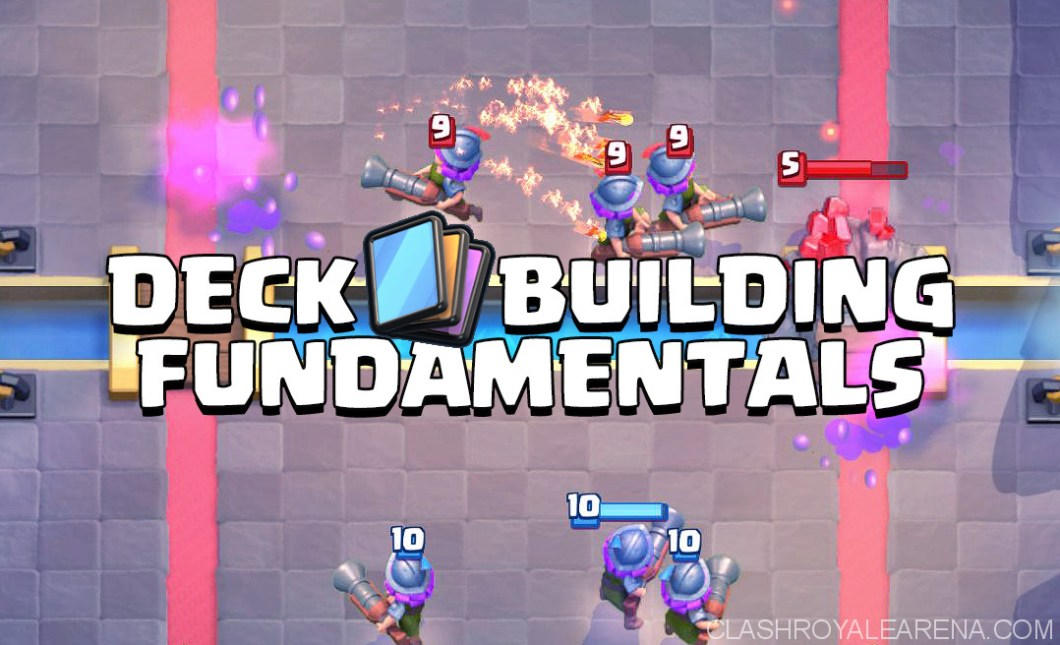 Deck Building Fundamentals How To Learn Every Deck In